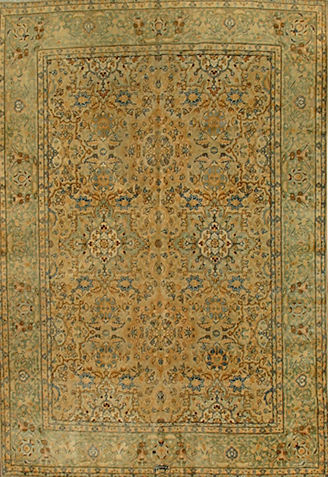 ORIENTAL TABRIZ ANTIQUE       -ori-72942