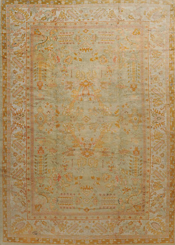 ORIENTAL OUSHAK ANTIQUE       -ori-85476d