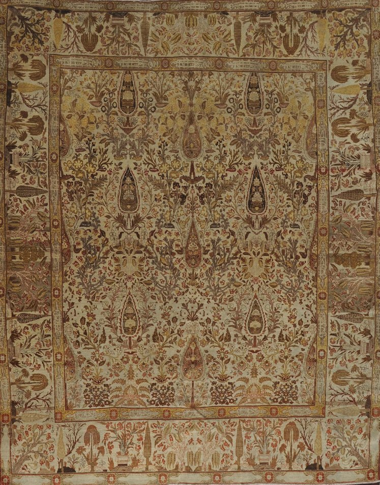 ORIENTAL TABRIZ ANTIQUE       -ori-86417d