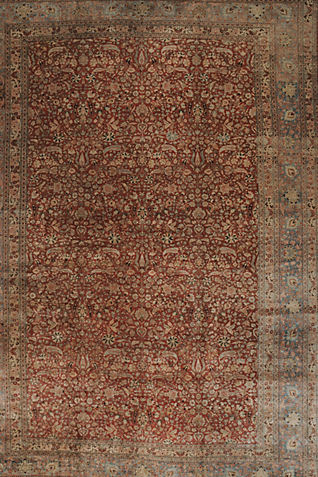 ORIENTAL TABRIZ ANTIQUE       -ori-86446