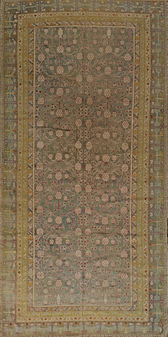 ORIENTAL KHOTAN ANTIQUE       -ori-86448