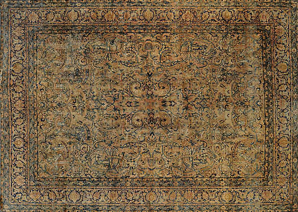 ORIENTAL KERMAN ANTIQUE       -ori-93263