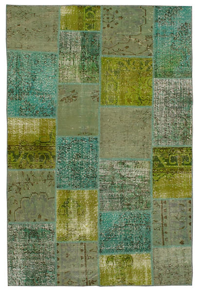 ORIENTAL TURKISH PATCHWORK-ortp-108307