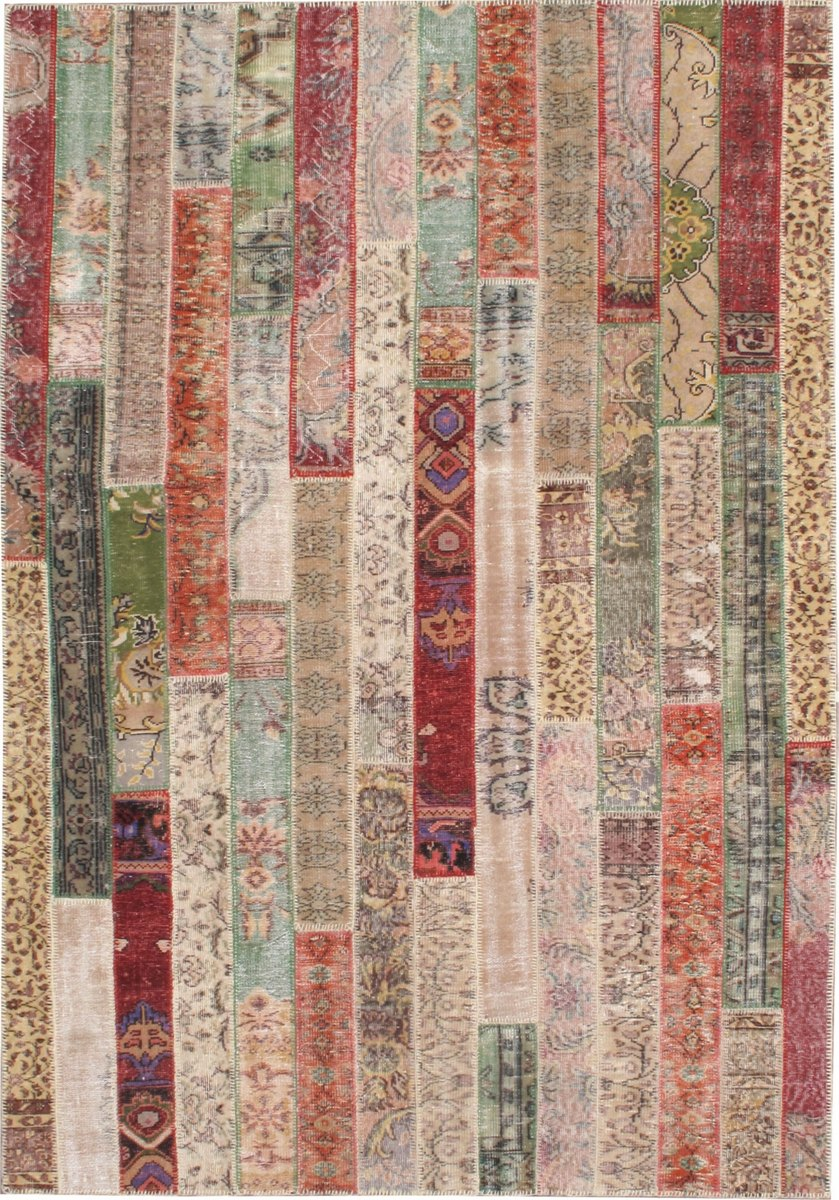 ORIENTAL TURKISH PATCHWORK-ortp-109095
