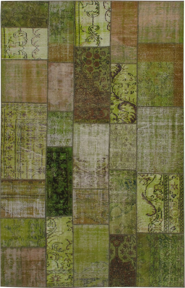 ORIENTAL TURKISH PATCHWORK-ortp-109116