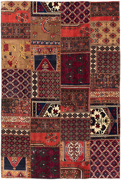 ORIENTAL TURKISH PATCHWORK-ortp-122557