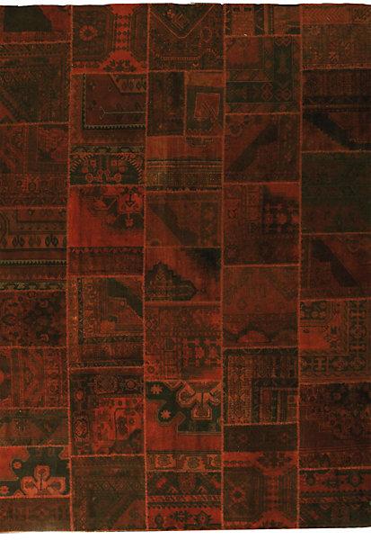 ORIENTAL TURKISH PATCHWORK    -ortp-82894-CLOSEOUT