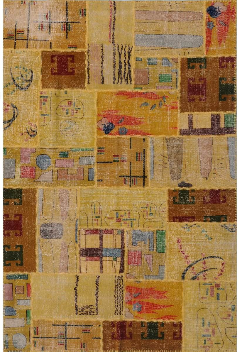 ORIENTAL TURKISH PATCHWORK-ortp-95349