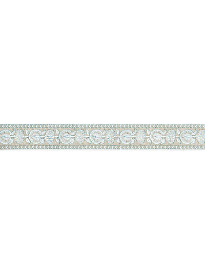 TULSI BLOCK PRINT TAPE MISTY ISLAND