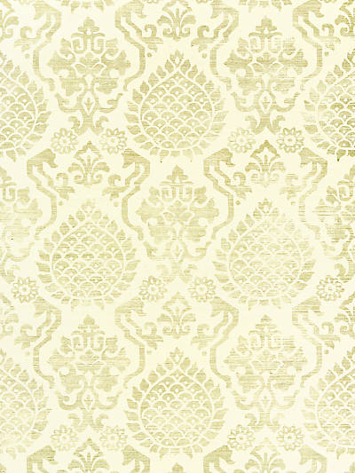 SURAT SISAL BURNISHED GOLD ON CREAM