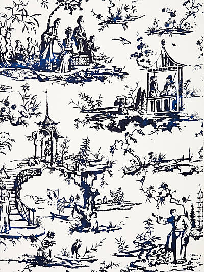 SUMMER PALACE PORCELAIN