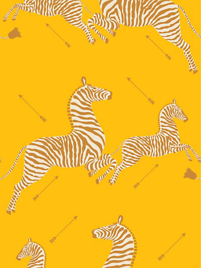 ZEBRAS - WALLPAPER