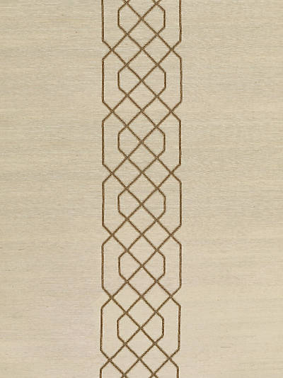 ADELAIDE BEADED SISAL BURNISHED GOLD