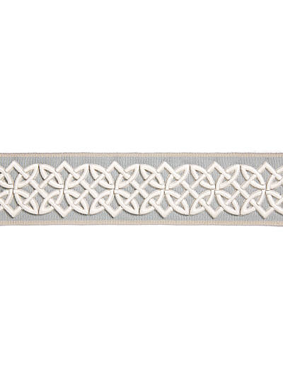 CELTIC EMBROIDERED TAPE MINERAL