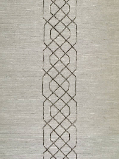 ADELAIDE BEADED SISAL PEWTER