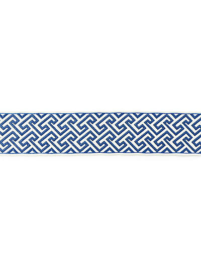 LABYRINTH EMBROIDERED TAPE