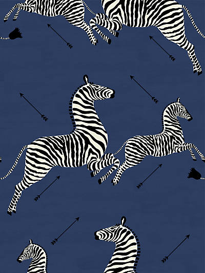 ZEBRAS - OUTDOOR DENIM