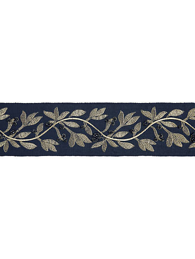 LAUREL EMBROIDERED TAPE