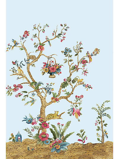 ANTHOLOGY TREE OF LIFE - MURAL DAWN