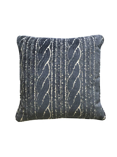 SWEATER PILLOW DENIM