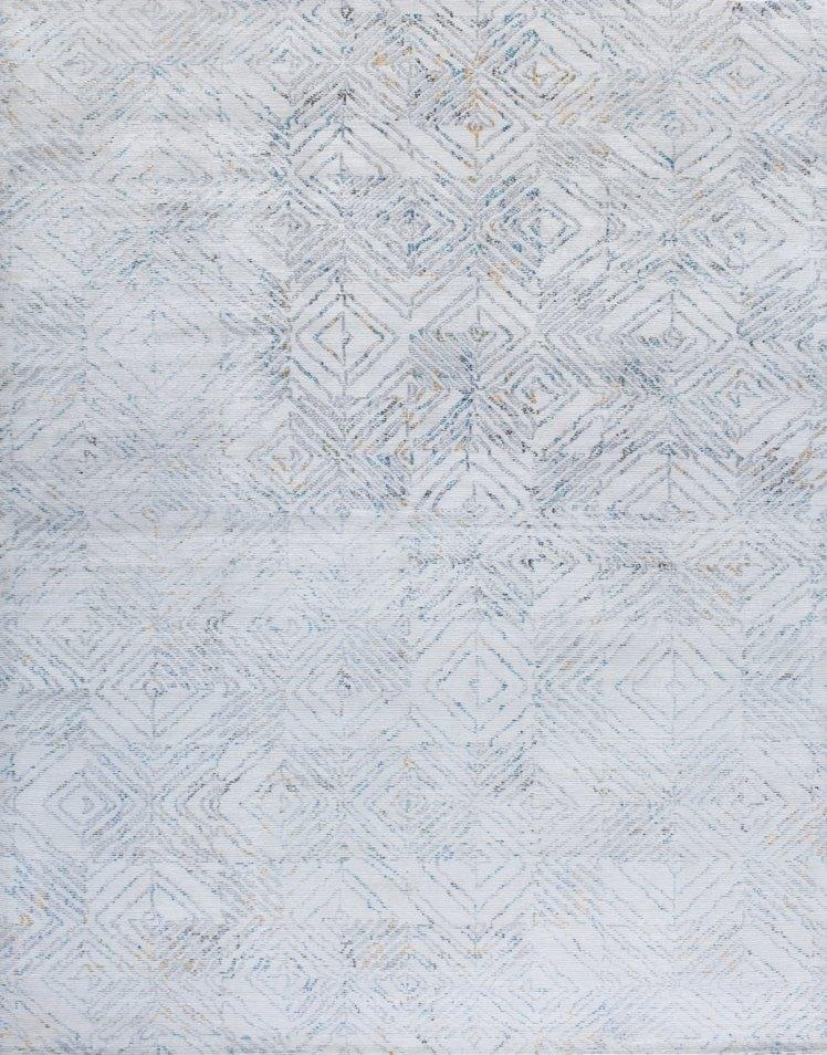 DIAMOND IVORY/BLUE/GREEN