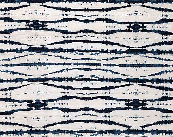 PIZZAZZ - BLUE/WHITE