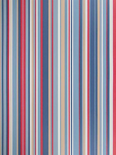 STRIPES RED/BLUE