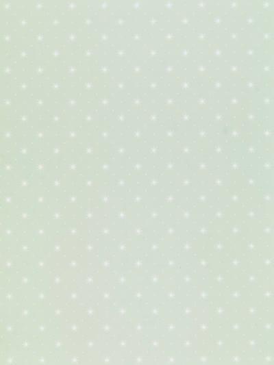 TRIXIE WHITE ON PALE GREEN