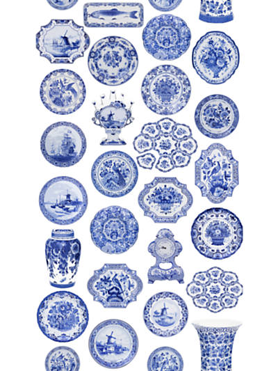 COLLECTIONS BLUE