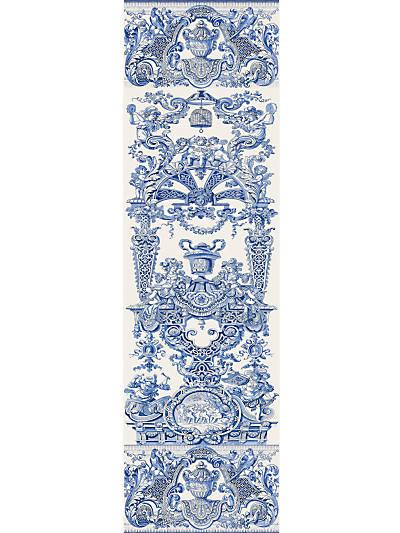 HAMPTON COURT - PANEL BLUE