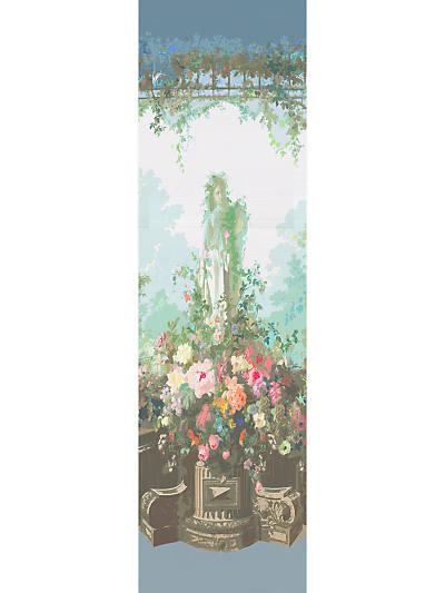 JARDIN DEFOSSE - STATUE PANEL CHANTILLY