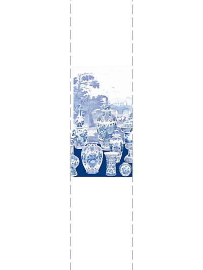 GARNITURE SCENIC BLUE - LEFT PANEL