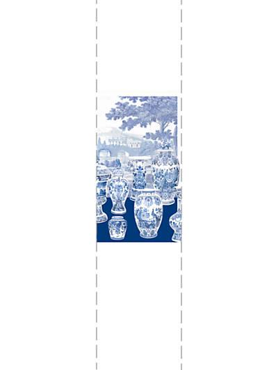 GARNITURE SCENIC BLUE - RIGHT PANEL