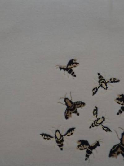 BUGS 6 WASPS - BESPOKE