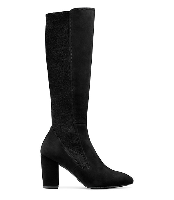 THE LIVIA 80 BOOT in BLACK