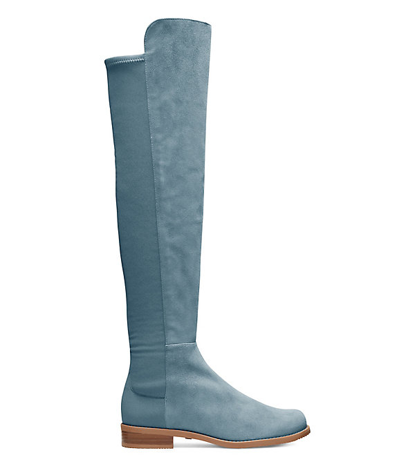 THE 5050 BOOT in CERULEAN LIGHT BLUE