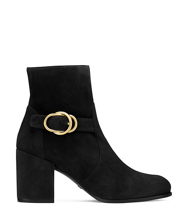 THE BENEDICTA BOOTIE in BLACK