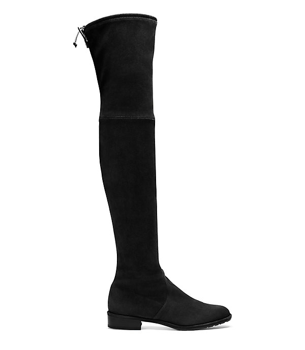 THE LOWLAND BOOT in BLACK