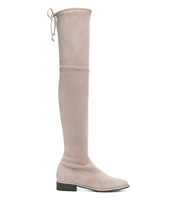 THE LOWLAND BOOT in PEBBLE LIGHT BEIGE