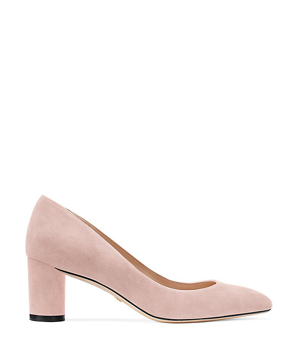 THE AMATA 60 PUMP in DOLCE TAUPE