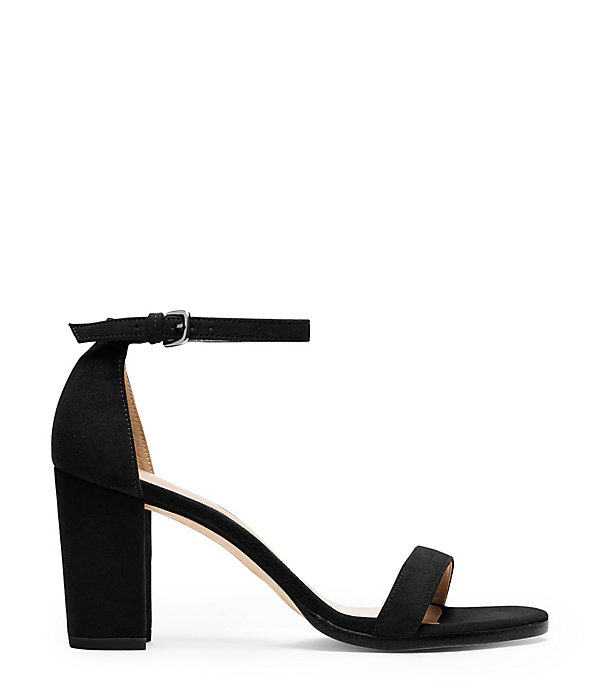 THE NEARLYNUDE SANDAL in BLACK