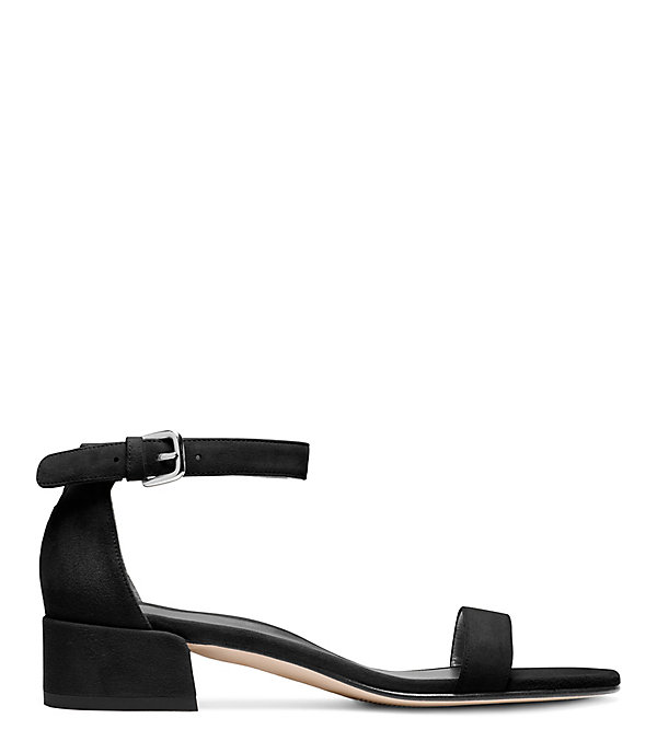 THE NUDISTJUNE SANDAL in BLACK