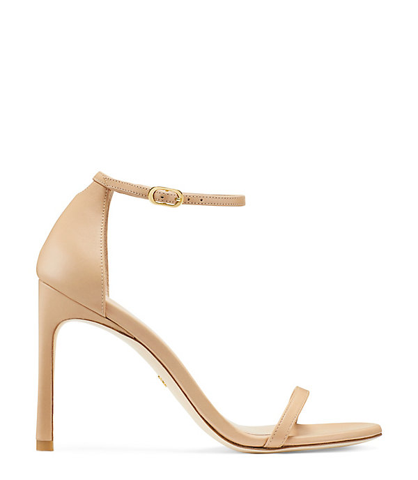 THE NUDISTSONG SANDAL in ADOBE BEIGE