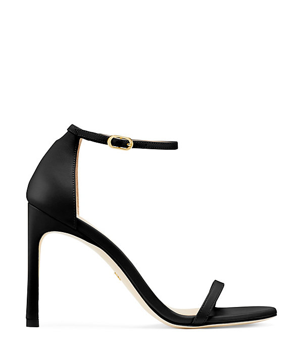 THE NUDISTSONG SANDAL in BLACK