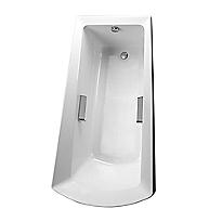 Soir&eacute;e&reg;      6' Soaker Bathtub <br>72-3/8