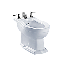 Clayton®      Bidet, Vertical Spray