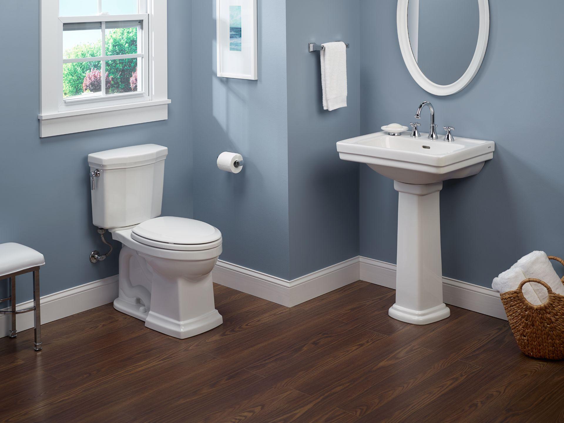 Promenade Ii Two Piece Toilet 1 28 Gpf Totousa Com