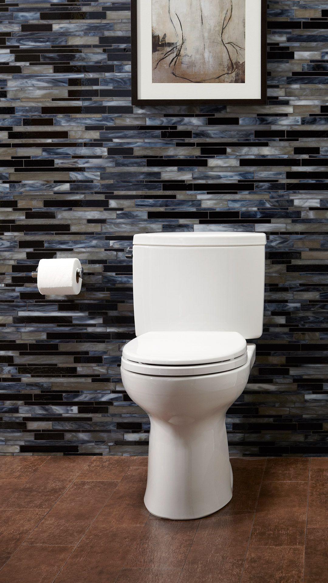 Drake 174 Ii Two Piece Toilet 1 28 Gpf Elongated Bowl