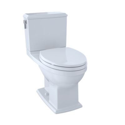 Connelly 174 Two Piece Toilet 1 28 Gpf Amp 0 9 Gpf Elongated