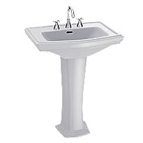 Clayton® Pedestal Lavatory